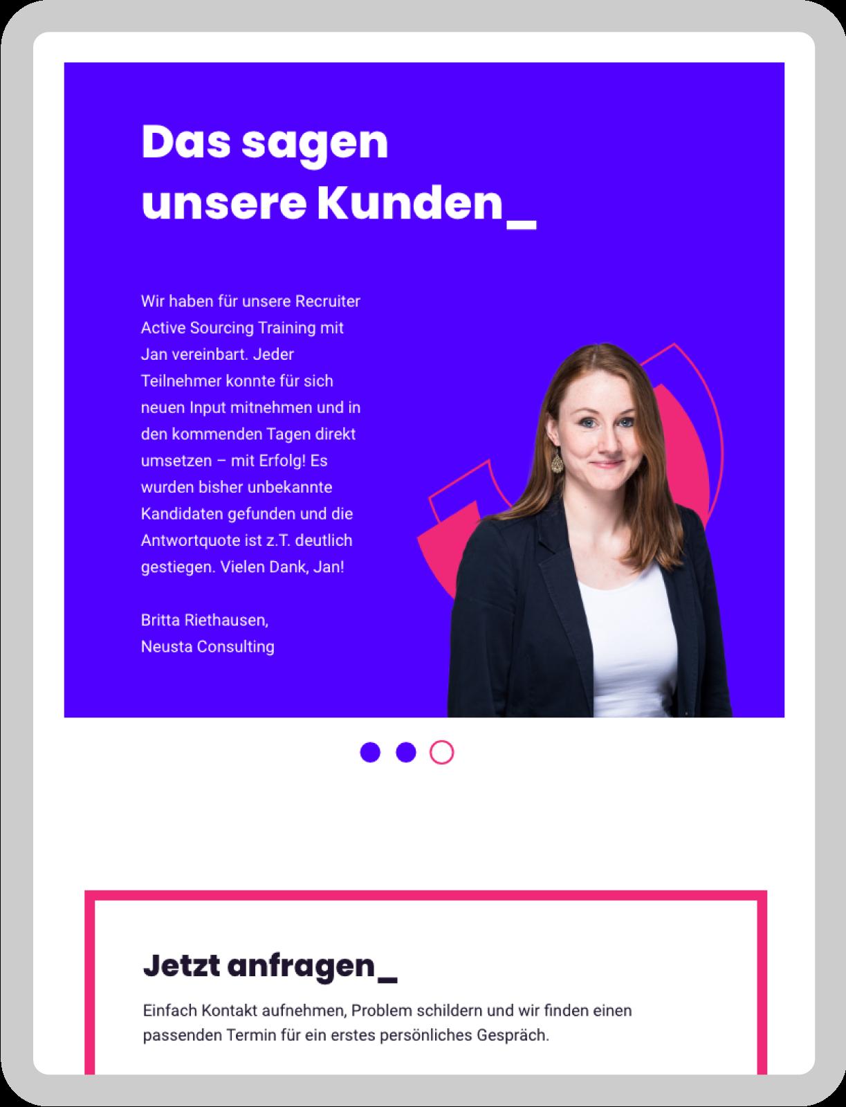 peers_DieGrüne3_Kundenstimme